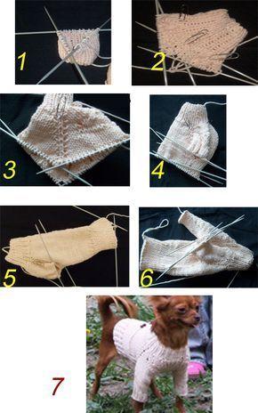Схема и пошаговая инструкция вязки ...